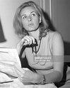 Pia Lindstrom, daughter of Dr. Petter Aron Lindstrom and ...
