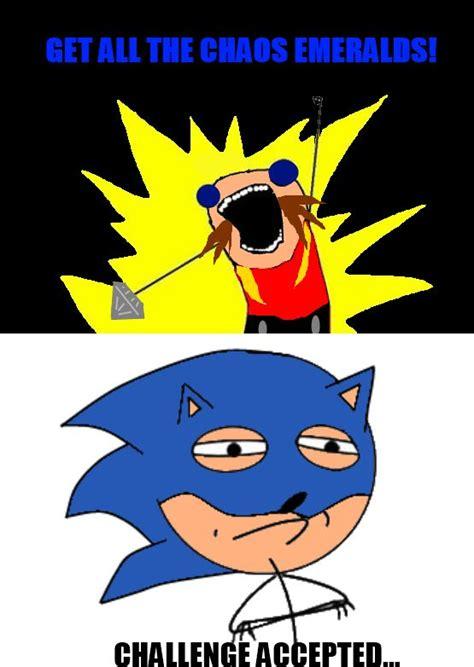 Sonic The Hedgehog Meme - image gallery sonic memes