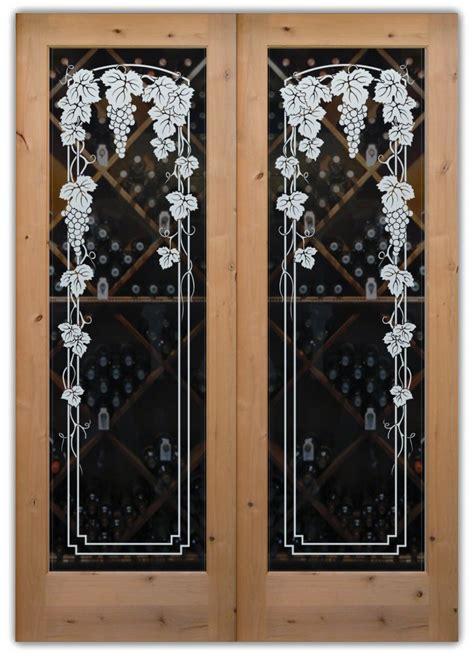wine cellar glass doors sans soucie glass