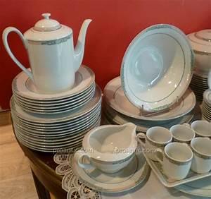 Service Vaisselle Porcelaine : service de table schirnding bavaria ~ Teatrodelosmanantiales.com Idées de Décoration