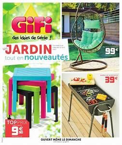 Decoration Jardin Gifi : gifi ~ Teatrodelosmanantiales.com Idées de Décoration