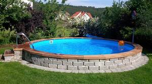 Pool Ohne Beton : pool ohne betonarbeiten schwimmbad und saunen ~ Whattoseeinmadrid.com Haus und Dekorationen