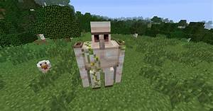 Image Gallery Minecraft Golems