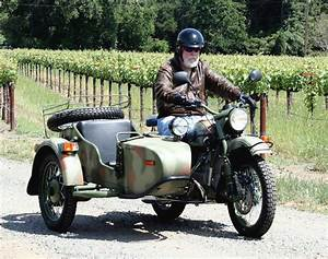 Test Ride  2009 Ural Gear Up 2wd Side Car Rig