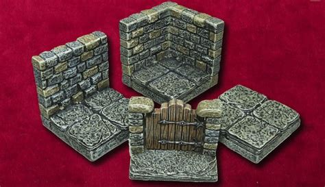 3d dungeon tiles dwarven forge dwarven forge tiles kickstarter for the lazy dungeon