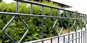 Gartenzäune Aus Metall Günstig : gartenzaun aus metall in verschiedenen variationen farben ~ Lizthompson.info Haus und Dekorationen
