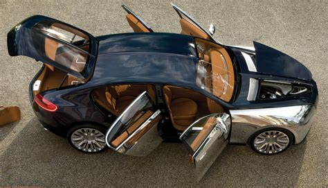 Galiber Concept From Bugatti Might Be The Next Production
