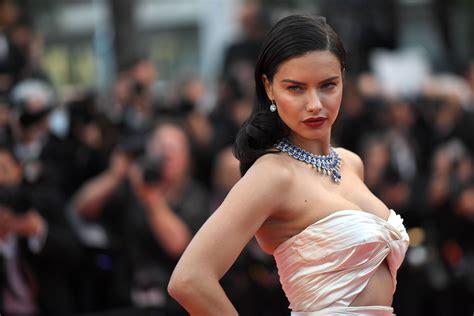 Cannes 2018: Supermodel Adriana Lima stuns in daring cut ...