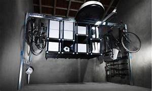 Accroche Murale Velo : porte v lo pour le garage et accroche v lo murale pour faciliter le rangement du garage ~ Dode.kayakingforconservation.com Idées de Décoration