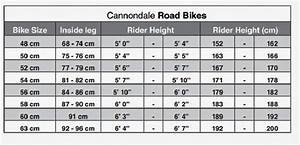 All About Road Bike Cannondale Road Bike Size And Guiding