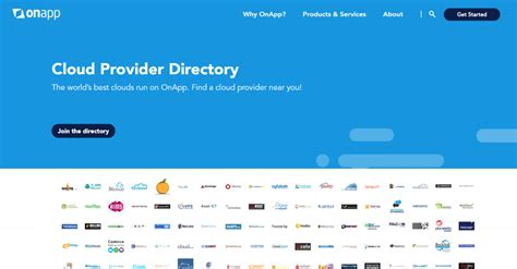 cloud provider directory find  onapp cloud provider