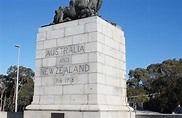 An emotional tour through Albany's ANZAC legacy ...