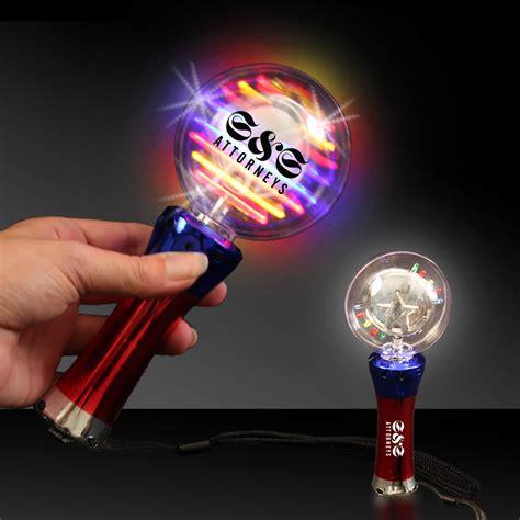 light  spinner wand   light  novelties