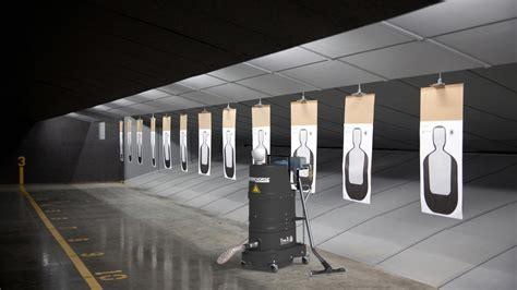 Firing Range Combustible Dust Vacuums | Ruwac USA