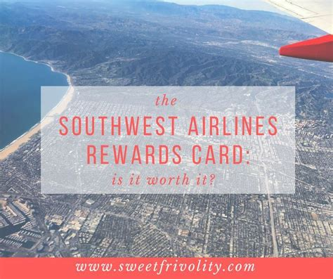 Maybe you would like to learn more about one of these? Southwest Airlines Rapid Rewards Visa Credit Card From ...