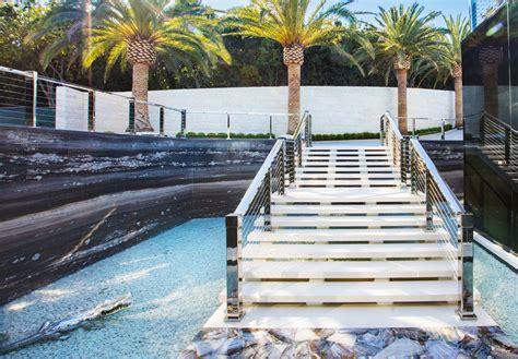 modern billionaire luxury home  bel air road