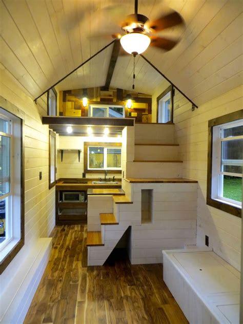 robins nest interior brevard tiny house companythis