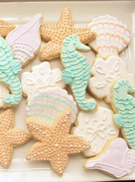 destination wedding beach themed cookies 2040859 weddbook