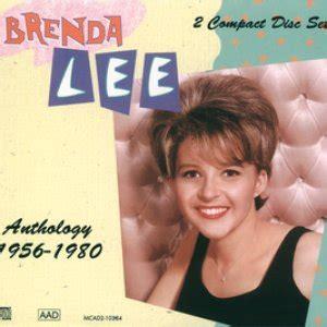 brenda lee end of the world lyrics brenda lee that s all you gotta do listen watch