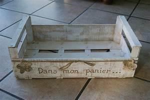 Recyclage Petite Cagette : avec une cagette de l gumes les p 39 tites d cos de lolo ~ Nature-et-papiers.com Idées de Décoration