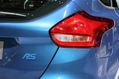 2015 focus st tail light tint the 2016 ford focus rs gets an advanced torque vectoring