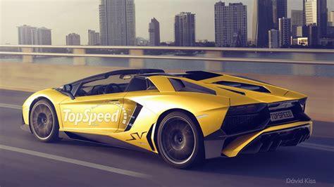 lamborghini aventador sv vs aventador roadster lamborghini officially confirms roadster version for aventador lp 750 4 superveloce top speed