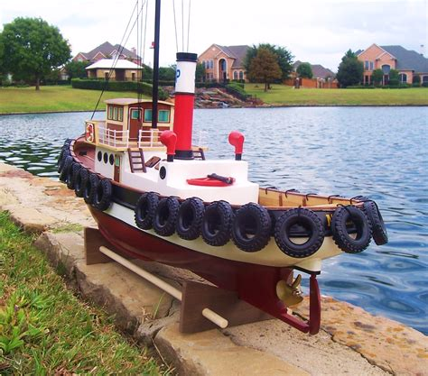 Big Tug Boats For Sale by Rc Harbor Tug Boat Ready To Run The Scale