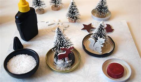 fabriquer une boule 224 neige sans glyc 233 rine avec des pots en verre 18h39 fr