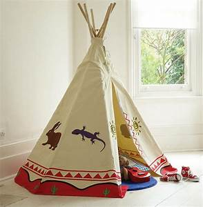 Das Tipi Zelt Abenteuer Fr Kinder