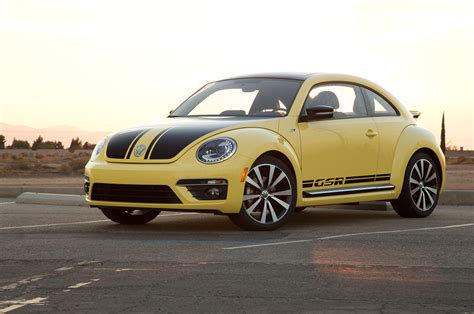 2018 Volkswagen Beetle Gsr First Test Motor Trend