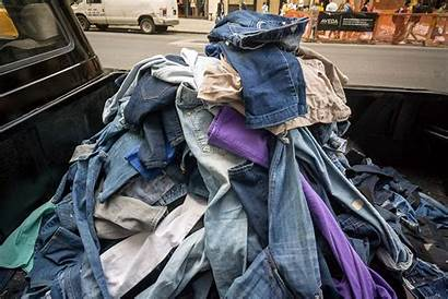 Clothes Turned Into Materials Unwanted Them Crime