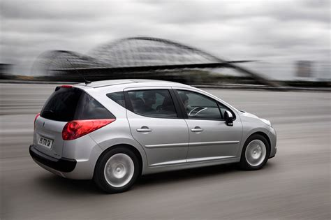 Peugeot 207 Sw by 2009 Peugeot 207 Sw Picture 36379