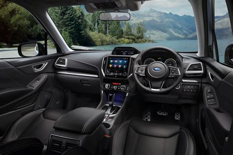 subaru forester gains  size  features  drops