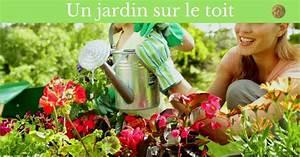 Un Jardin Sur Le Toit : un jardin sur le toit groseilles fraises framboises et ~ Preciouscoupons.com Idées de Décoration