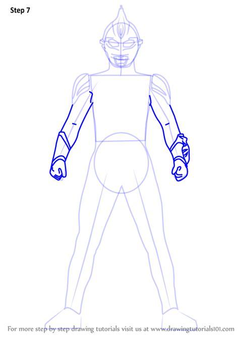 learn   draw ultraman max ultraman step  step