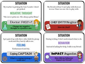 A Cbt Counseling Game Coping, Problem Solving, Perspective Taking, Feelings
