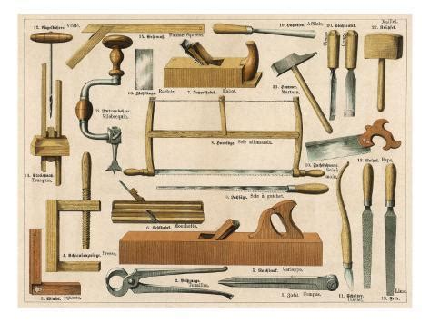 all joinery tools used in carpentry and joinery giclee print allposters co uk