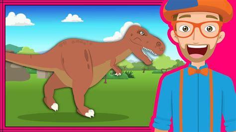 Blippi Boat Song Youtube by The Dinosaur Song By Blippi Dinosaurs Cartoons For