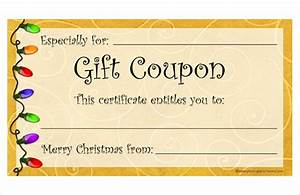 28 homemade coupon templates free sample example With create a coupon template free