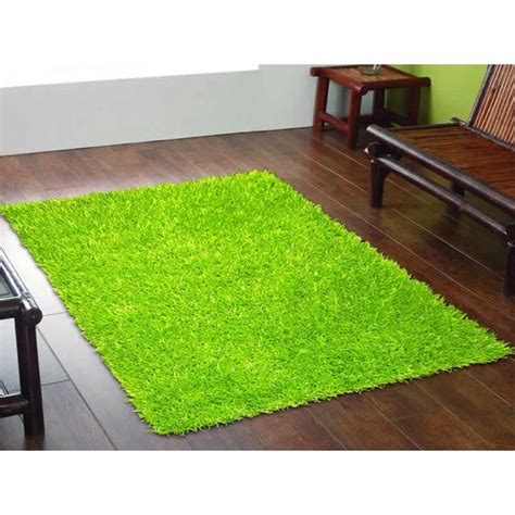 Lime Green And Black Rug by Lime Green Shag Rug Would Go With A Black And White