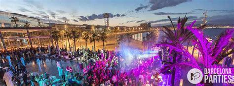 Barcelona Wet Deck Party W Hotel