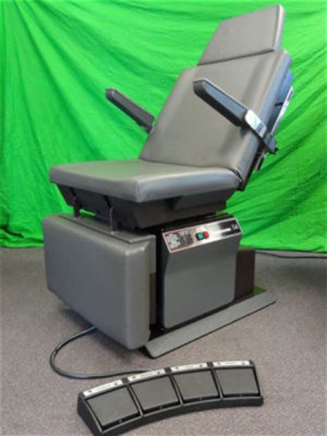 used midmark 114 podiatry chair chair for sale