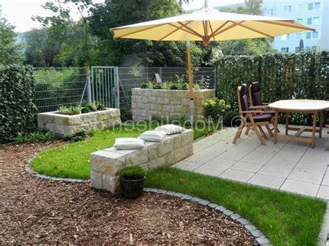 Gartengestaltung Mit Steinen Und Kies Bildermoderne