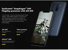 Xiaomi Pocophone F1 Global Version 618 inch 6GB 64GB