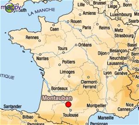 si鑒e montauban infos sur carte montauban arts et voyages