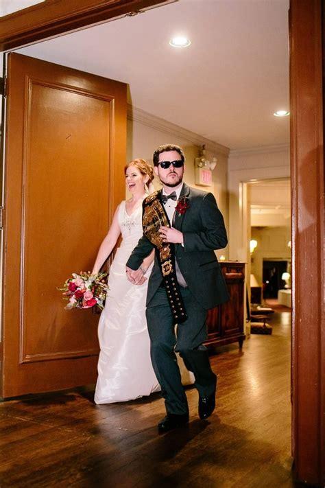 marry  wrestling fan