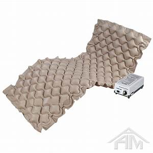 Alternating air pressure mattress bedsore prevention for Best mattress to prevent bed sores