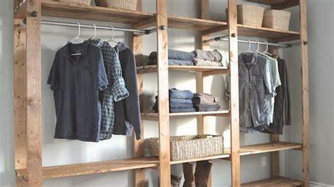 20 ideas para hacer un closet gastar dise 241 o