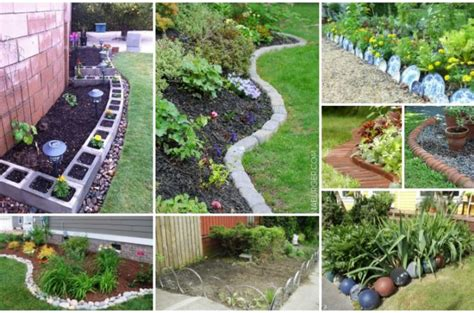 Awesome Garden Edging Ideas That Will Surprise You-top