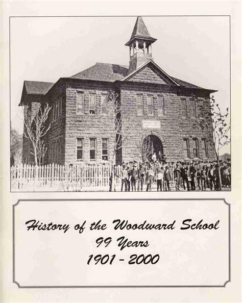 book history   woodward school  years